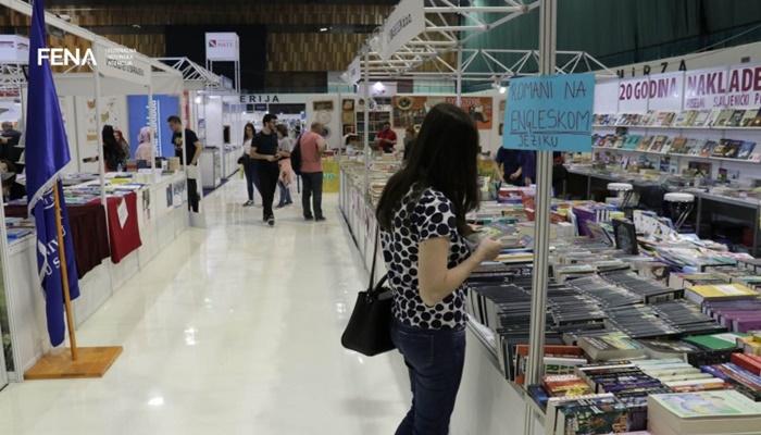 Danas počinje Međunarodni sajam knjiga u Sarajevu
