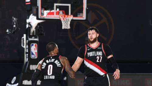 Nurkić na korak do triple-double učinka