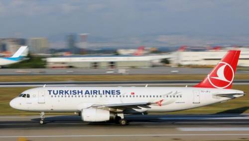 Turkish Airlines privremeno prekinuo letove za New York